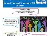Appel à participation : Semaine des droits de l'enfant